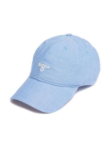 Barbour Şapka Mavi